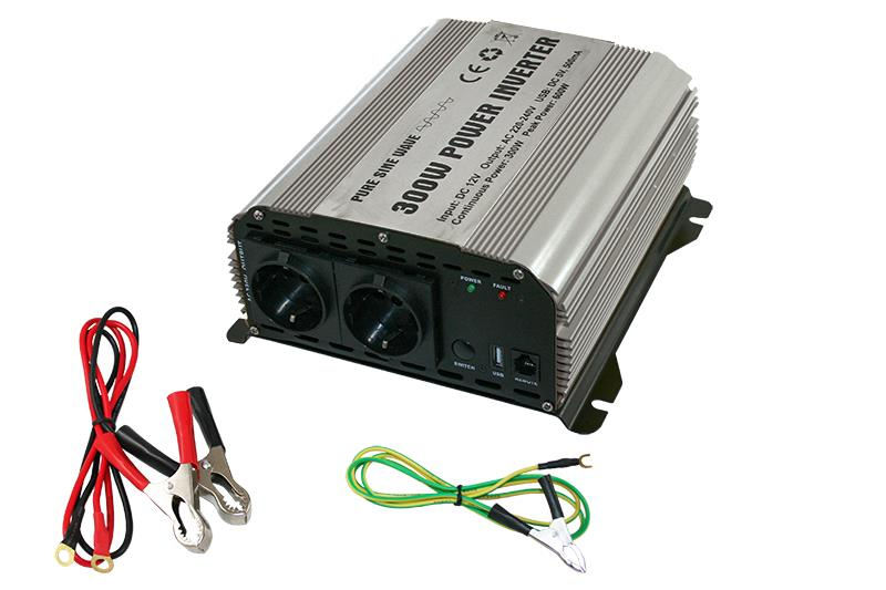 PURE SINUS INVERTER 300W